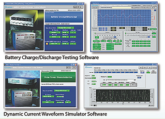ATS Battery Testing Software